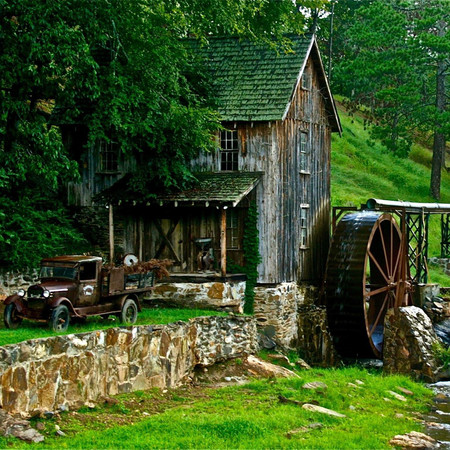 Although privately owned, everyone knows and loves the Mill.