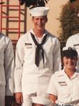 Husband Navy