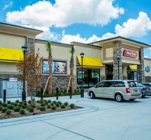RaceTrac store design used in Florida