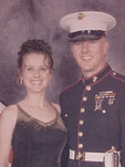 Sister in law (Navy) Brother in Law (Marine)