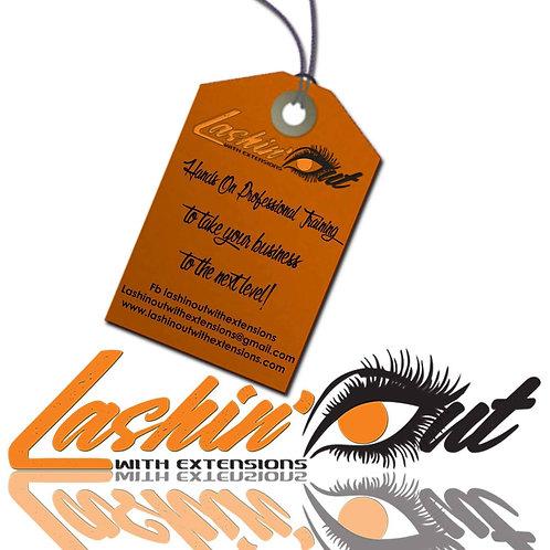 Lash Artist Refresher | Full Payment