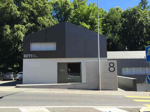 BTI  Corseau, Suisse, 2012-2013 with Castelli et Gippa architecture