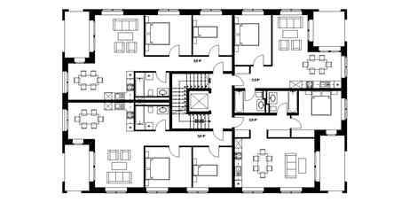 Housing project in Borex, Suisse, 2020