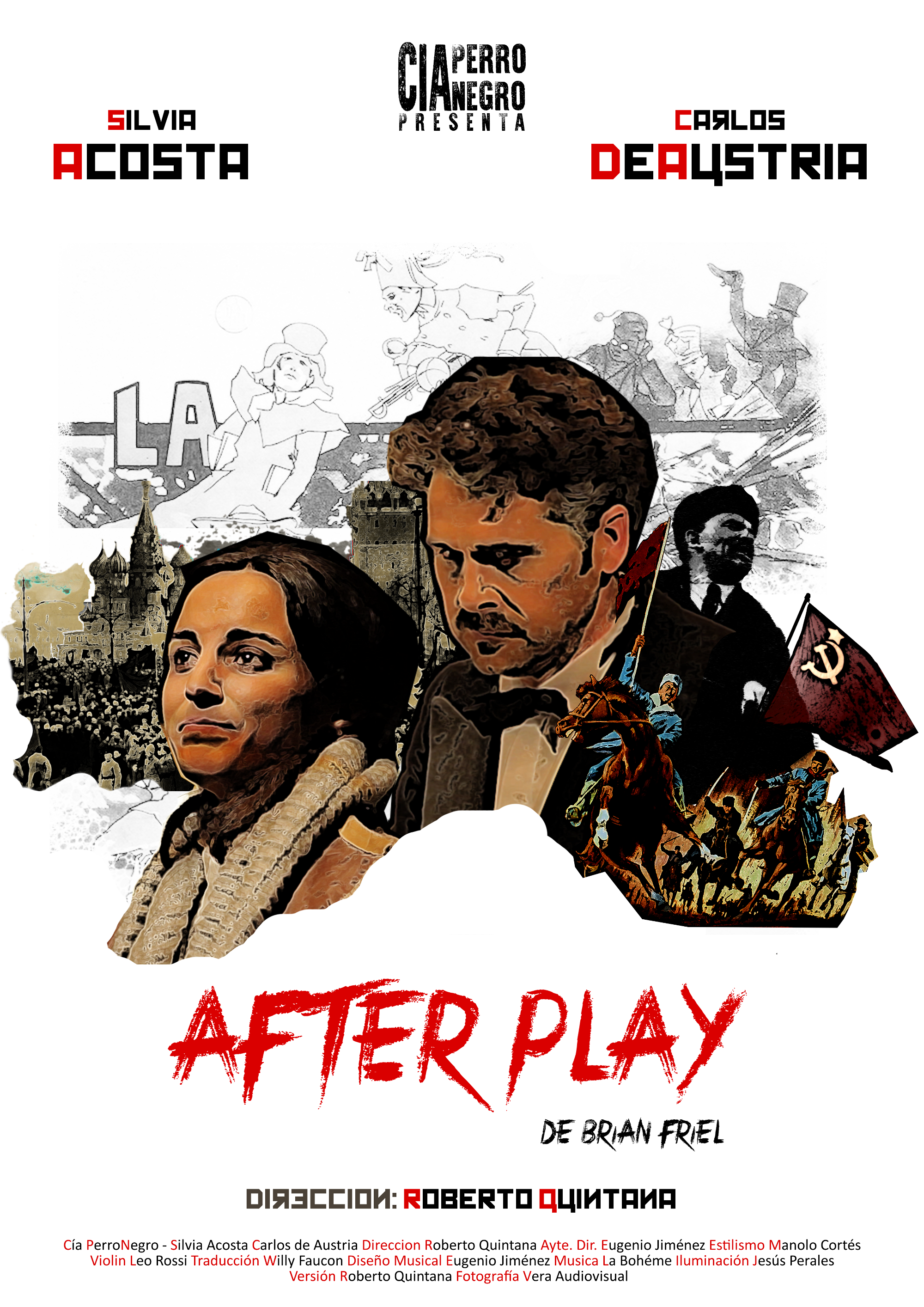 Cartel AfterPlay