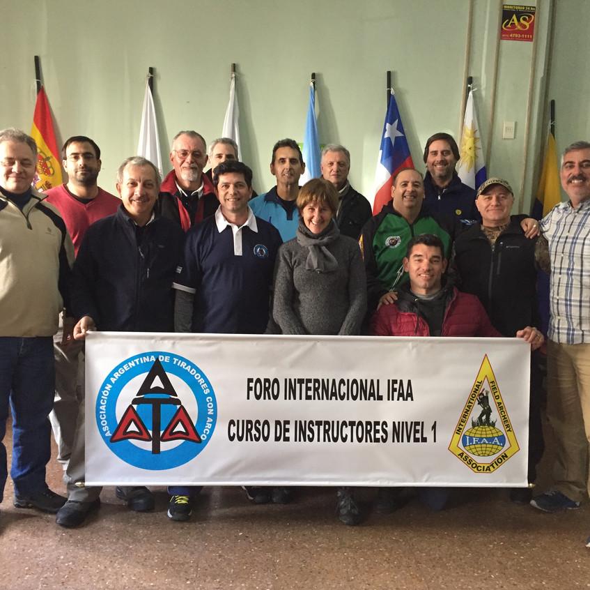 Curso IFAA Sudamerica