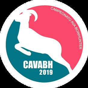 CAVAH 2019 (CAMPEONATO ARQUEIROS DO VALE DE BOWHUNTER)