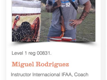 Lanzamiento registro Instructores Certificados AdCh-IFAA