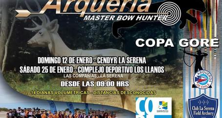 Copa Gore Coquimbo Bowhunter 2020
