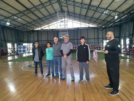 Participación del club en 2ª fecha liga Indoor en Ovalle.