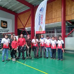 Resultados campeonato nacional Arqueros de Chile IFAA 2018