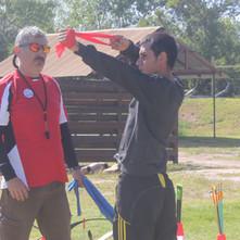 Curso de tiro con arco