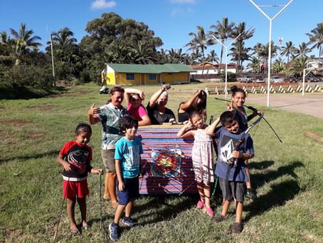 Rapa Nui se prepara para el 1º Torneo oficial AdCh-IFAA en la isla