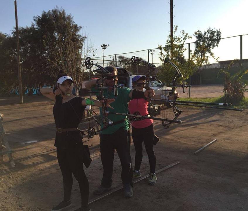 Archery Travelers Arica