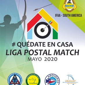 1ª Liga Sudamericana #QuedateEnCasaIFAASudAmerica