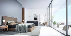 Aston Martin Bedroom