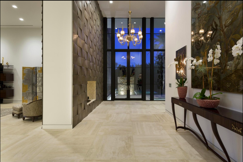 Hillsboro Foyer
