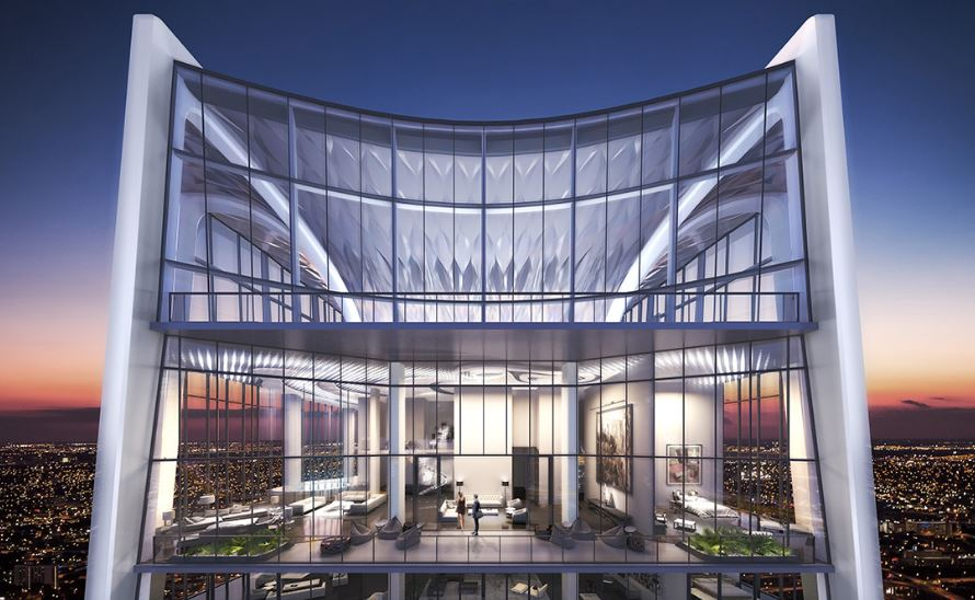 1000 Museum Pent House