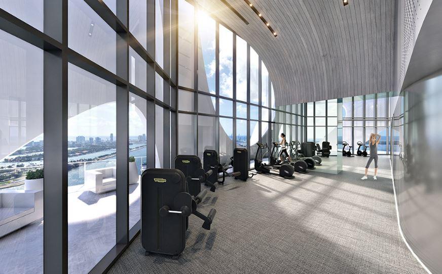 1000 Museum Gym
