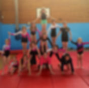 Gymnastics sessions at Springbox