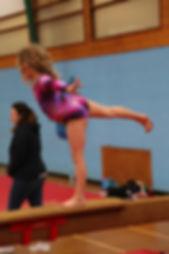 Springbox Gymnastics session photographs