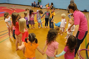 Springbox Gymnastics Parties