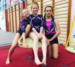 Springbox British Gymnastics Competition