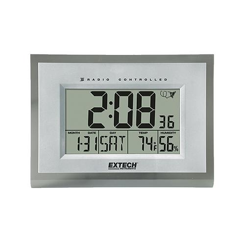 445706: Reloj higrotermómetro con alarma