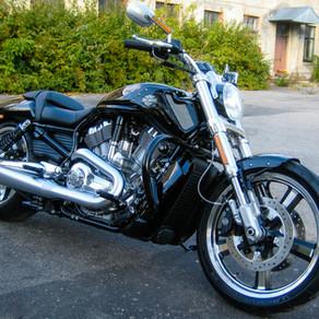 Projekts: Harley Davidson 1250 V-Rod