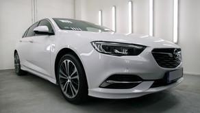 Projekts: Opel Insignia Grand Sport 2018