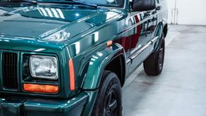 Jeep Cherokee (XJ) Classic 1998