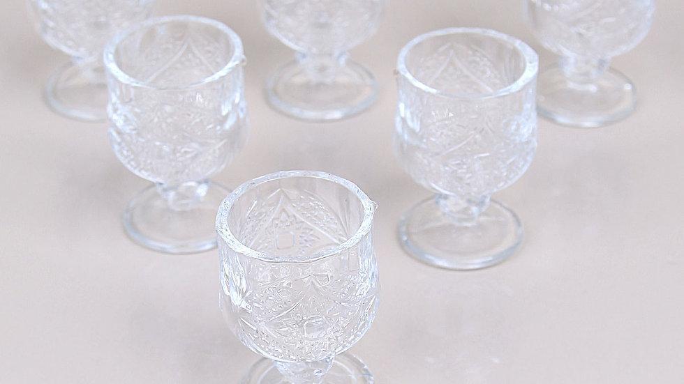 Kahve Yanı  bardağı 6 adet