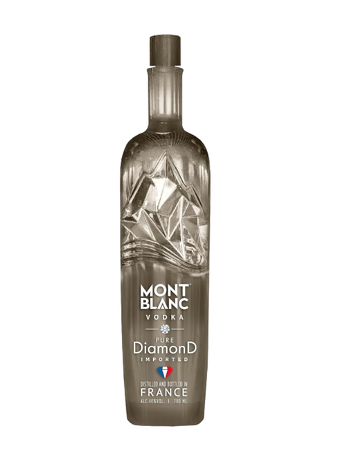 MONTBLANC DIAMOND VODKA 0'7L