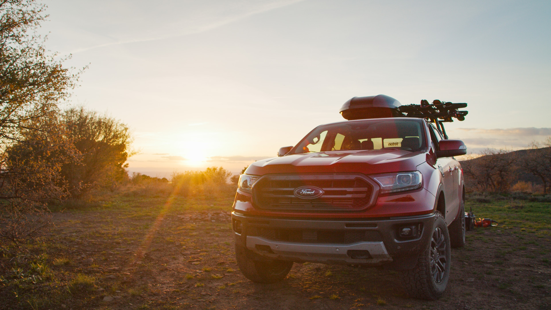 Ford Presents: The Rise of Red