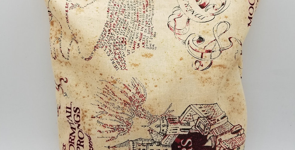 Adult Harry Potter Marauders Map