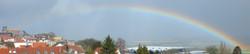 Arc en ciel au dessus de Langres
