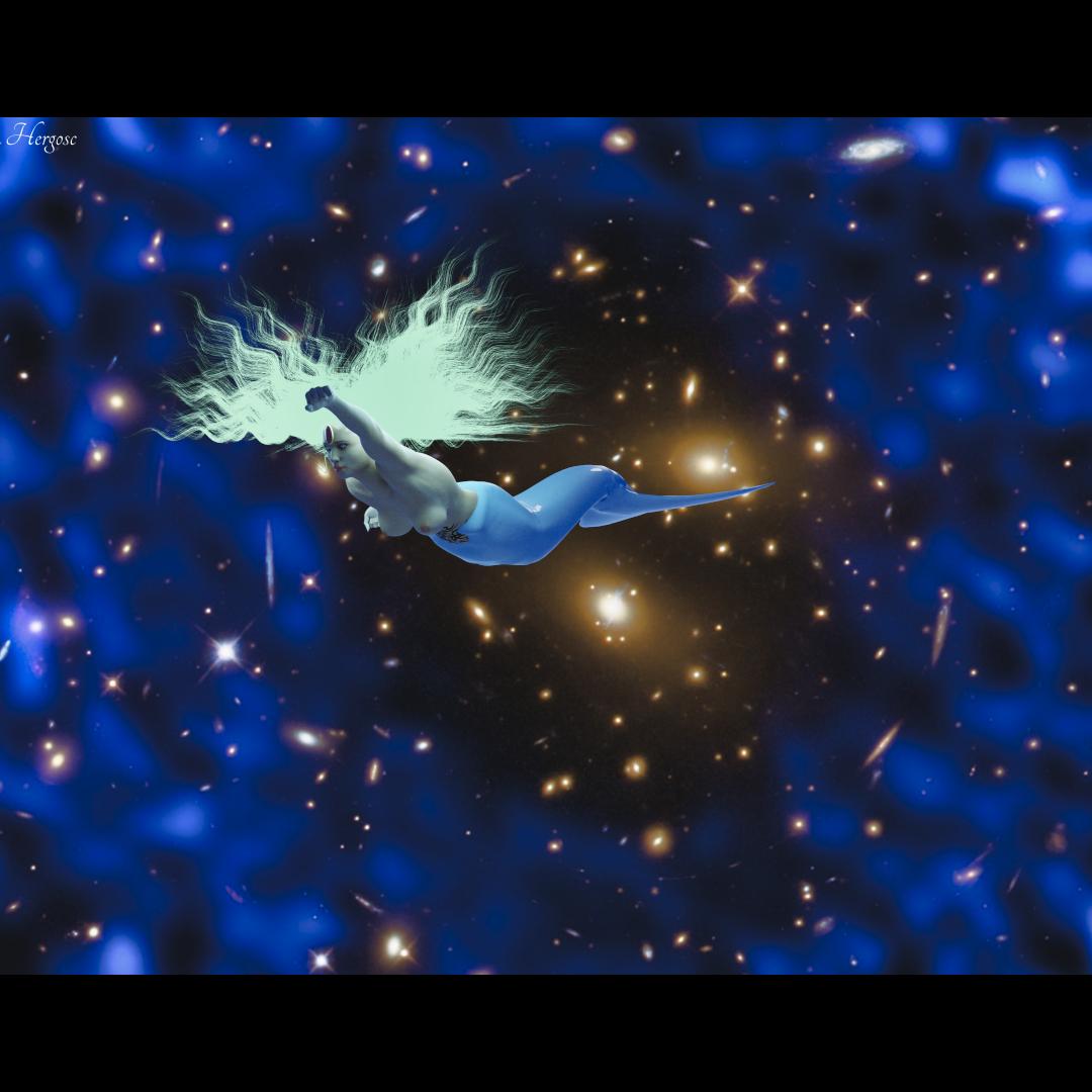 Sirène de l'espace