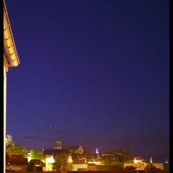 Langres sous les étoiles