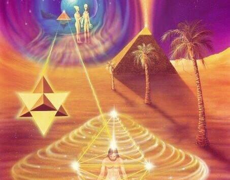 Ancorando a Geometria Viva e o Momentum Eterno - Conselhos de Luz Hotep