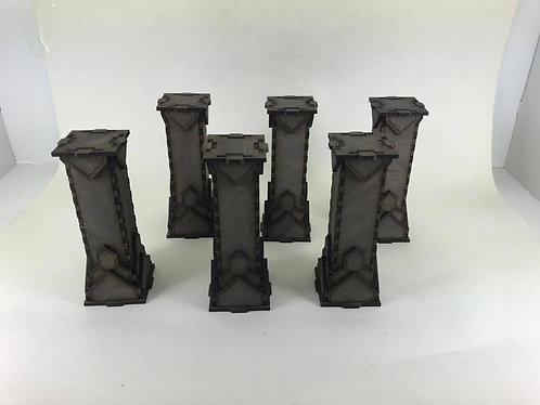 Dwarven Pillars