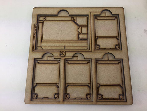Legion Tournament Trays