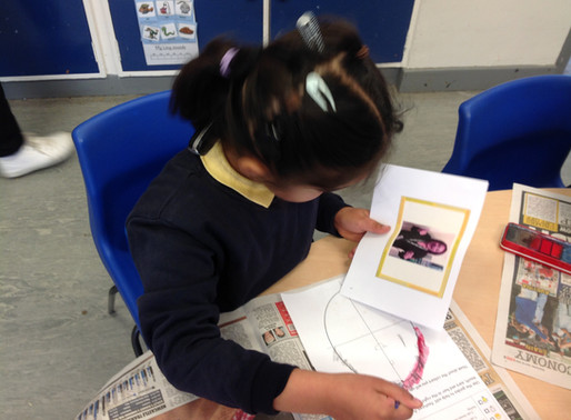 Y2 Badgers have been looking at artwork by Pablo Picasso..