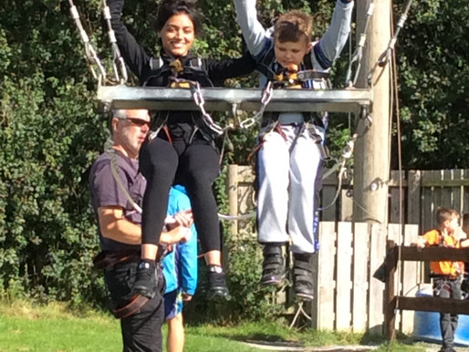 Our Y6 pupils are having a brilliant time at their PGL trip!