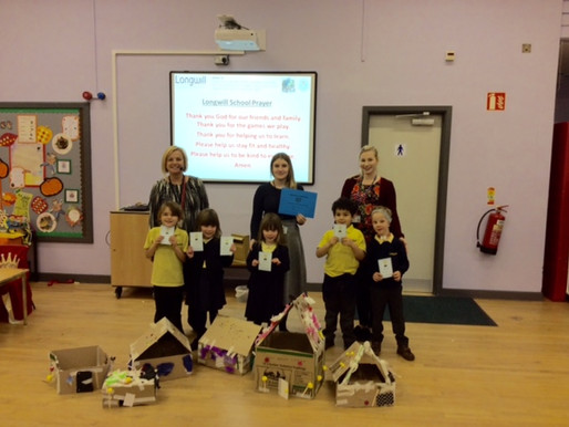 Congratulations Birch Class (Y1) who are our weekly attendance winners - 100%!