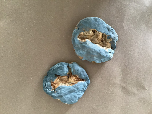 Year 3 have been making fossils of dinosaurs in preparation to our trip to the Lapworth Museum.