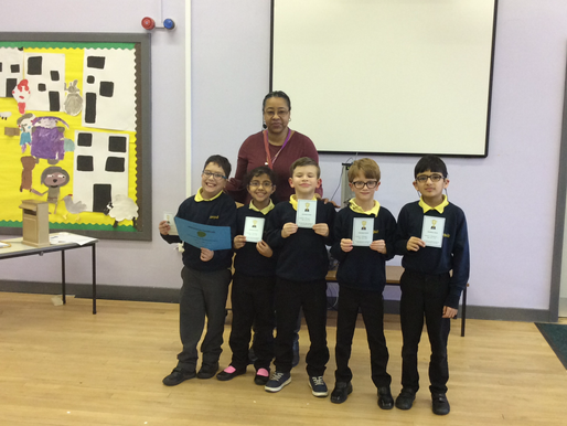 Our Attendance 'Winners of the Week' are Pines Class (Y4). Well done!