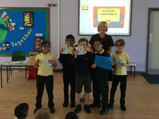 Congratulations to Y4 Pine Class - our Attendance Winners of the Week (100%)