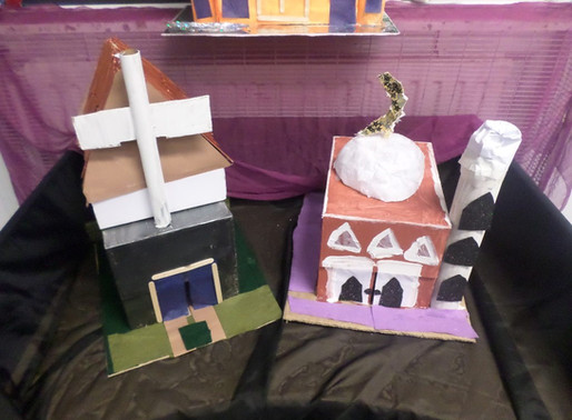Foundation Swans have been learning about the different places people can go to worship.