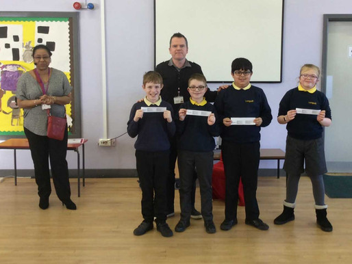 We are very proud to announce that these pupils have all passed part of their Level One British Sign
