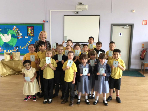 Congratulations to our 'Attendance Winners'! All these pupils achieved 100% attendance last week!