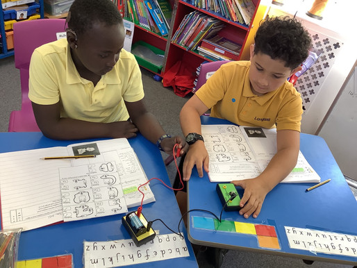 Year 4 Monkeys have learned how to make circuits in their science lessons recently.